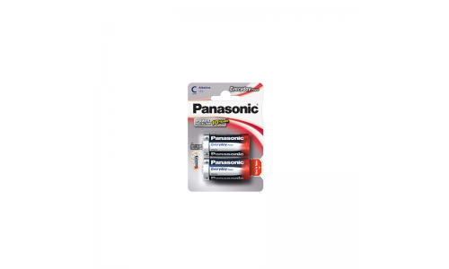 PILHA PANASONIC LR14 EVERYDAY BL2